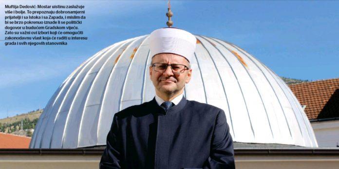 Islamska zajednica odgovorno nosi terete krize